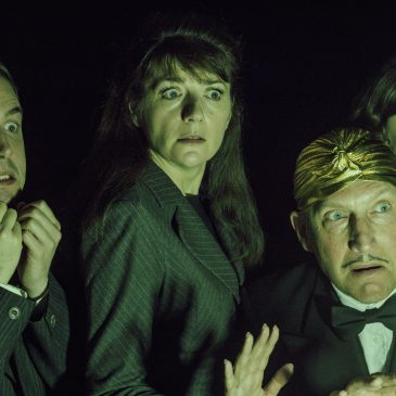Aaaaaaagh… souls… It's Séance Fiction at The Miller: Tue 20 September.