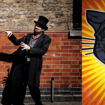Grand Theft Impro and Enemies: New Year, New Venue, New You!!*